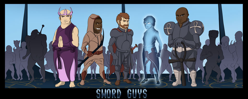 0002 - The Sword Guys